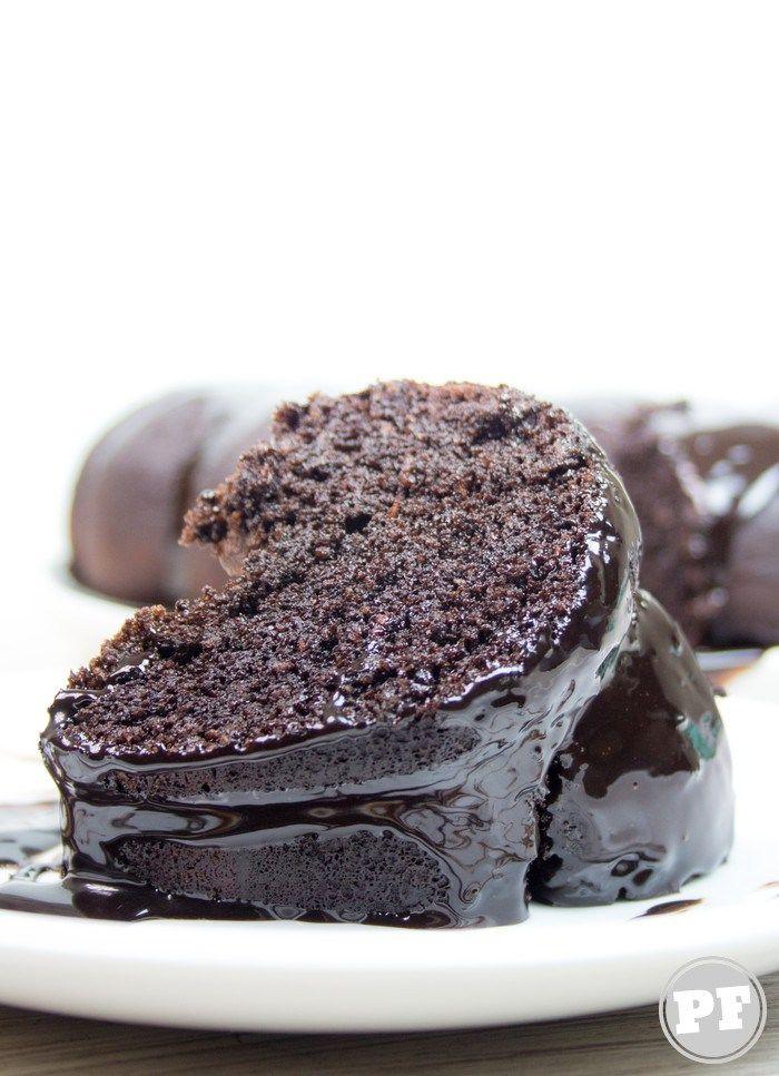 Bolo de Chocolate e Coco (Sem Farinha)