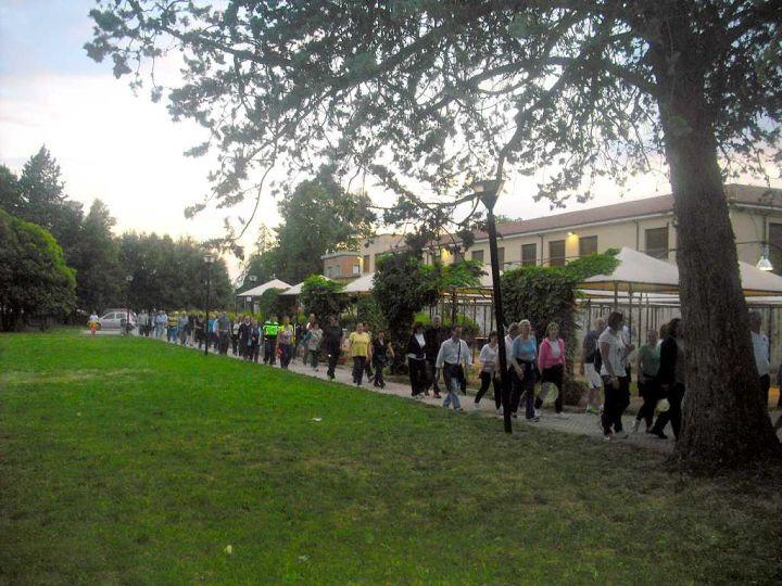 """A Foligno, le camminate serali di gruppo propongono: """"Orti e giardini"""" del XVII secolo"""