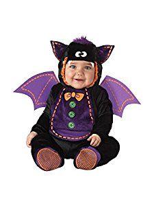 Infants InCharacter Baby Bat Halloween Fancy Dress Costume