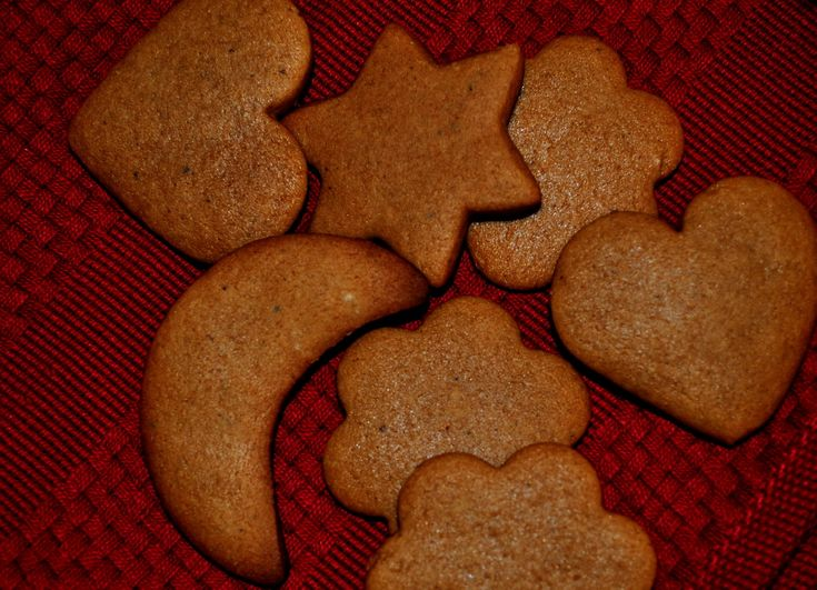 Naked Finnish Gingerbread