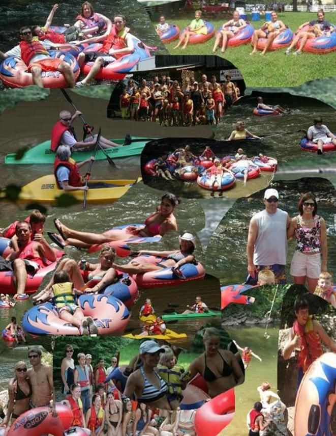 The River Romp is a family owned attraction in its 20th year in the water recreation field. Only minutes from the hotels and attractions of nearby Pigeon Forge, River Romp is a Smokey Mountain Secret that you are in on.