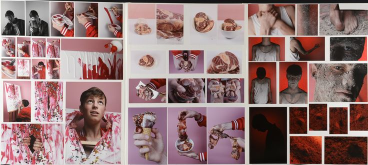 NCEA Level 3 MERIT Photography Board