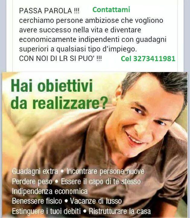 selezioniamo collaboratori in tutta Italia