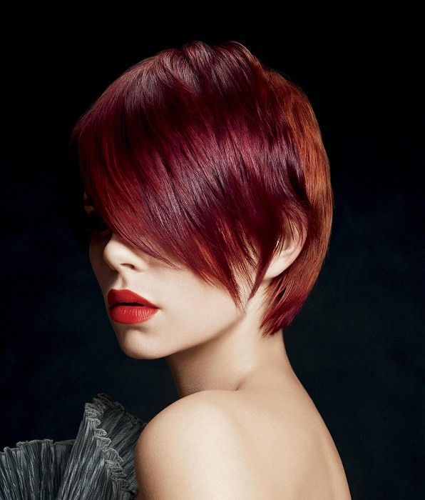 Short Red Hairstyles 561 Best My Style Images On Pinterest  Hair Dos Curls And Face