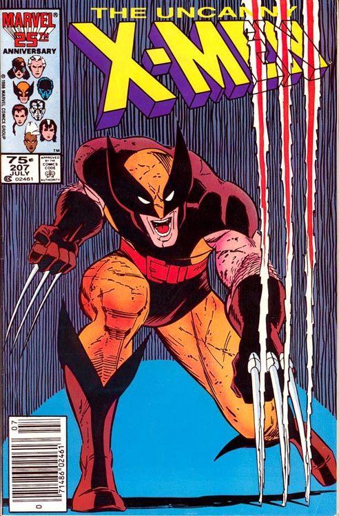 Uncanny X-Men Vol 1 207 - Marvel Comics Database