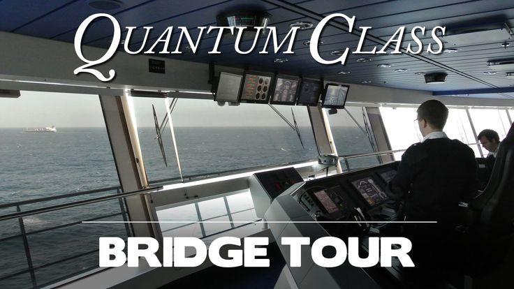 Quantum of the Seas Bridge Tour