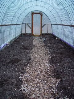 building our hoop housegreenhouse creating a strong attractive and inexpensive growing house - 8x10 Hoop House Plans