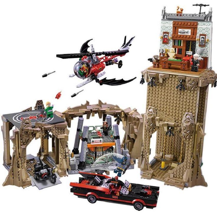 LEPIN Classic Batcave