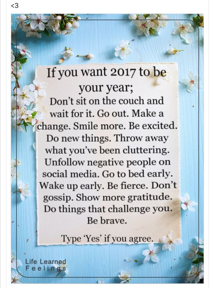 30 NYE Resolutions Everyone Can Try If You Want 2017 To Be Your Year