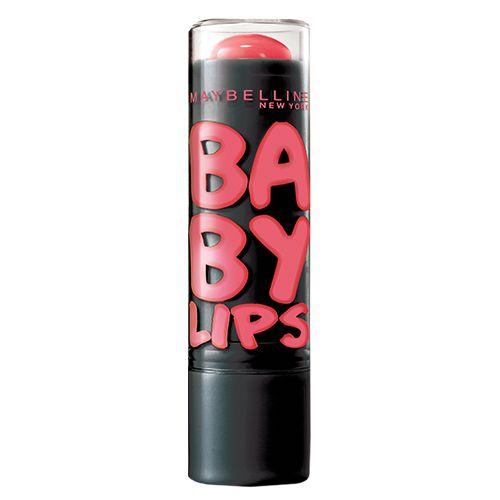 Ein Lippenbalsam, der schützt, pflegt... und repariert? Genau, BABY LIPS PFLEGENDER LIPPENBALSAM! Das Geheimnis von BABY LIPS ist ein pflanzliches Reparaturkonzentrat. Die exklusive, tiefenwirksame Formel schützt und versorgt deine Lippen für volle 8 Stunden. Schon nach vier Wochen sind deine Lippen intensiv regeneriert– und fühlen sich an wie neugeboren. Erhältlich in vier leuchtenden Nuancen mit dem Neon-Kick.