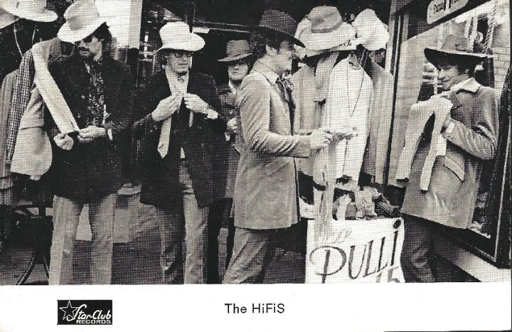 The Hi-Fi's - Galleries