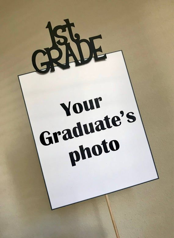 Graduation Party Decorations, Graduation Photo Banner, Graduation Picture Banner, High School Graduation Banner, College Graduation Banner