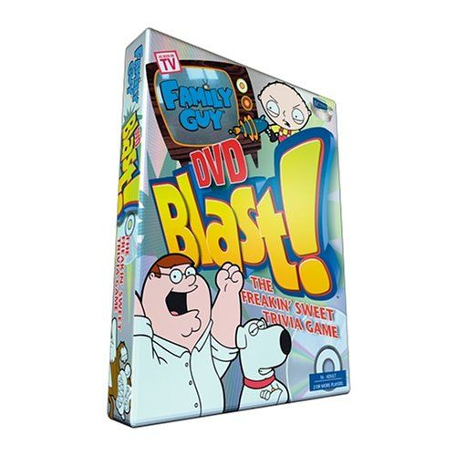 I have this game and love it!! Screenlife Family Guy Dvd Blast