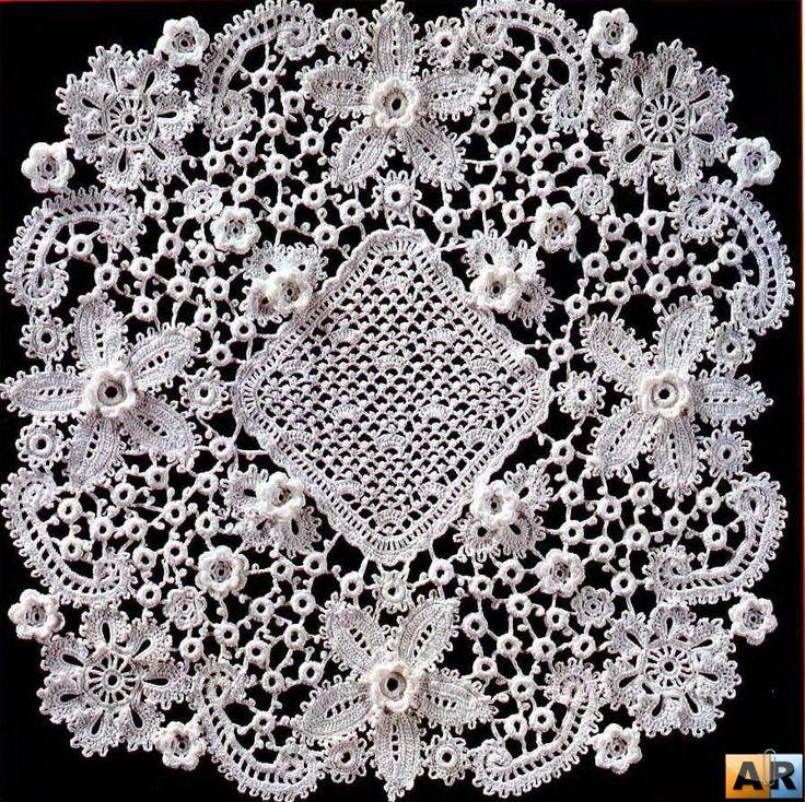 Irish lace (Ирландское кружево)