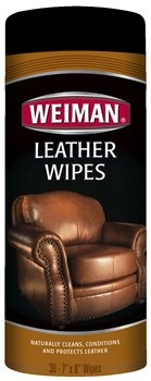 Absolutely HANDS DOWN the best for cleaning leather furniture and wood tables, plastic dashboards in cars. Inexpensive at Wal-Mart(: