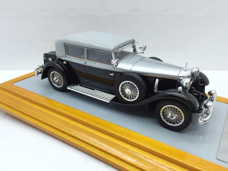 Ilario IL43082 Mercedes-Benz 770K «Grosser» W07 Cabriolet D 1930 sn83816 www.ilario.com