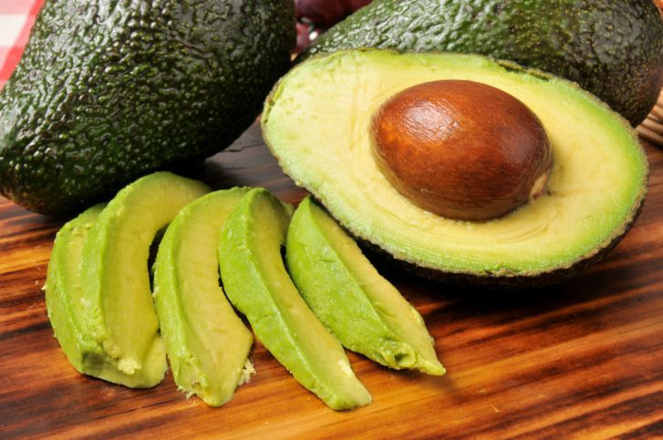 abacate com cacau pra larica