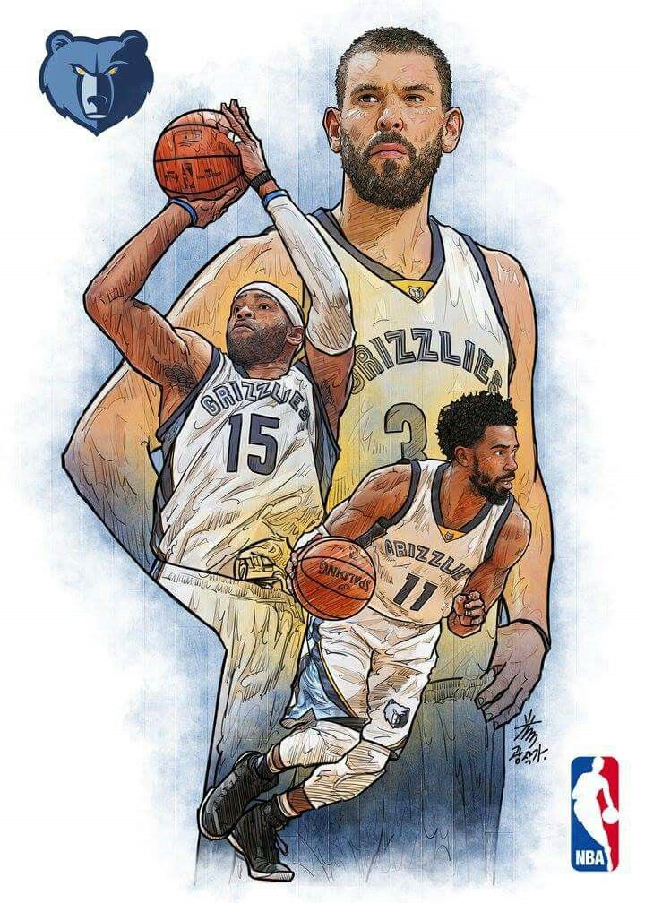 (Southwest) Memphis Grizzlies