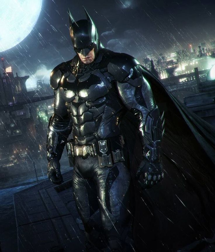 Batman, Arkham Knight