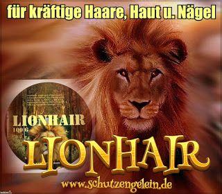 wirksame Antifaltencreme, wirksame Pickelcreme, wirksame Cellulitecreme: strong hair growth, against hair loss, Lionhair