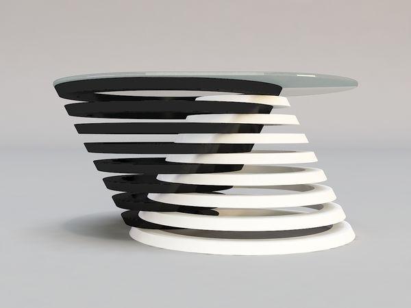 Reverse   Coffee Table Concept. By Svilen Gamolov