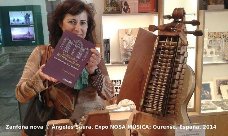 Ángeles Saura - Zanfona