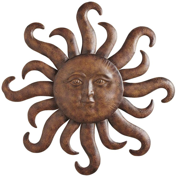 Outdoor Wall Decor Pier One : Sun wall decor pier imports home