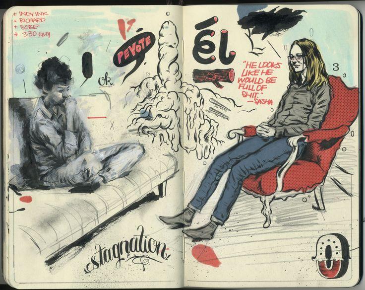 Art Journal | Andres Guzman