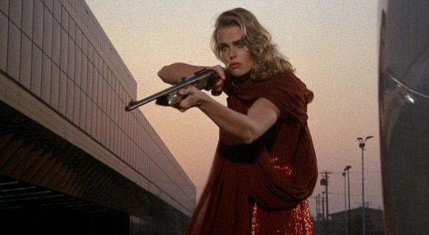 "Margaux Hemingway in the legendary ""Lipstick"""