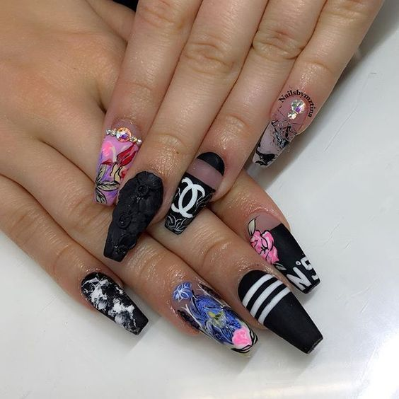25 best ideas about dope nails on pinterest dope nail