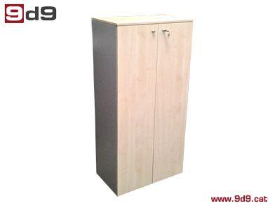 Armario archivador 139008 medidas altura 165 cm x ancho for Altura de armario