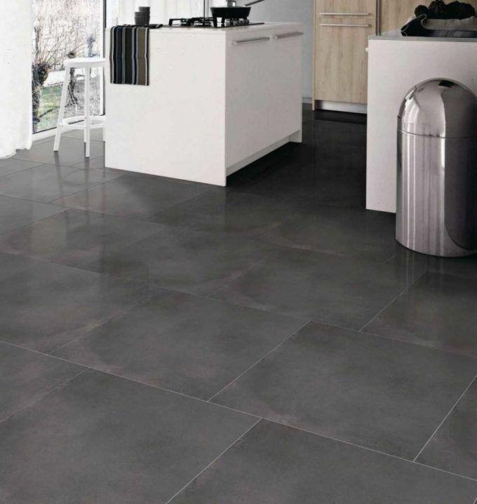 Solar Post Cap 6x6 Flooring Porcelain Tile Floor Kitchen Grey