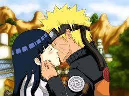 Naruto dan Hinata kiss