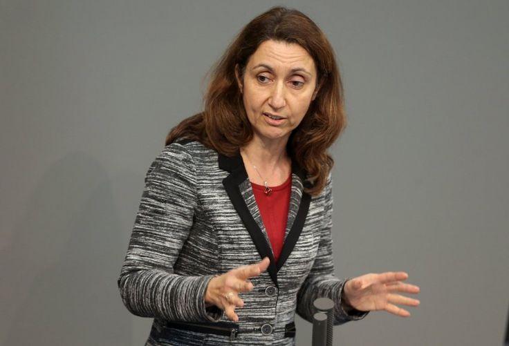 """Razzien: Staatsministerinmahnt zu """"Augenmaß"""" beim Vorgehen gegenIslamisten - SPIEGEL ONLINE - Politik"""