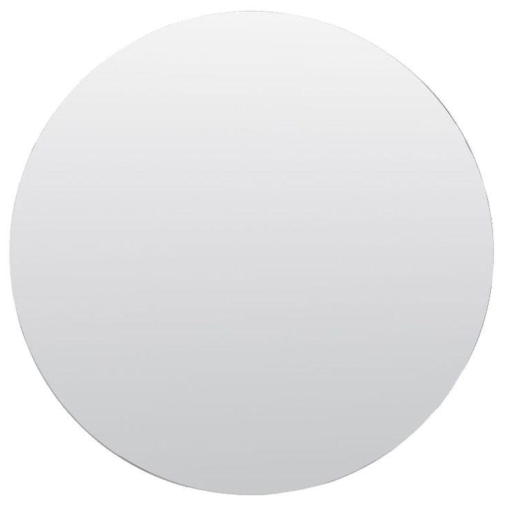 Mirror spegel från House Doctor. En rund och väldigt användbar spegel med en baksskiv...