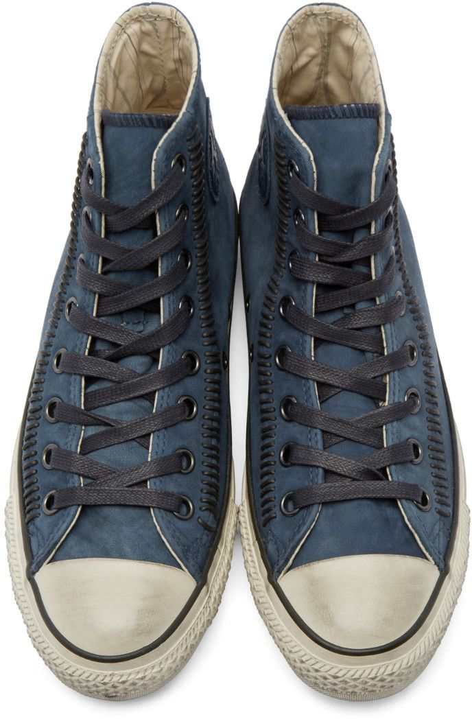 Converse by John Varvatos - Indigo John Varvatos Edition Sneakers