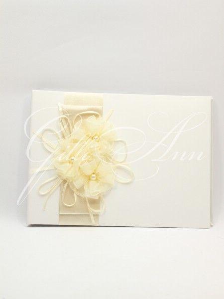 Альбом для свадебных пожеланий Gilliann Crystal Vignette AST071, http://www.wedstyle.su/katalog/anniversaries/wedding-guest-book, guest book, wedding guest book