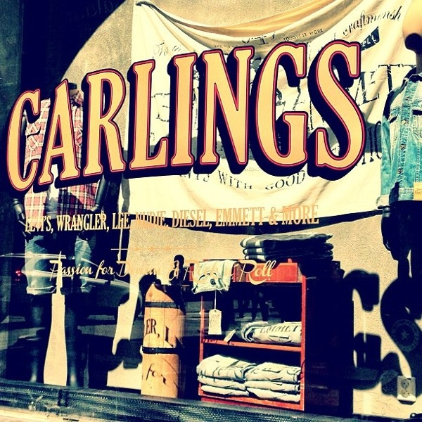 Carlings Rebranding by Magnus Lia, via Behance