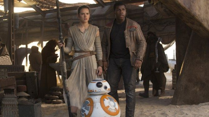 'Star Wars: The Force Awakens' Breaks