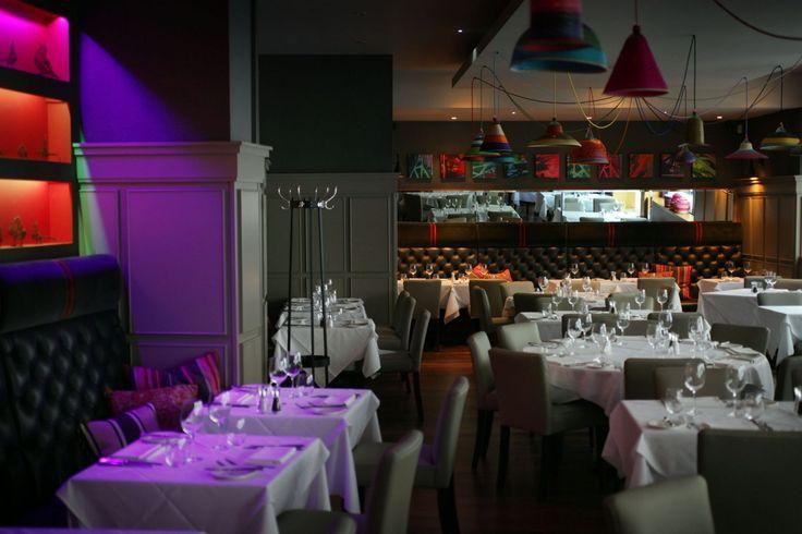 Classic Modern Bistro | 21 interior design by Ward Robinson | Newcastle upon Tyne
