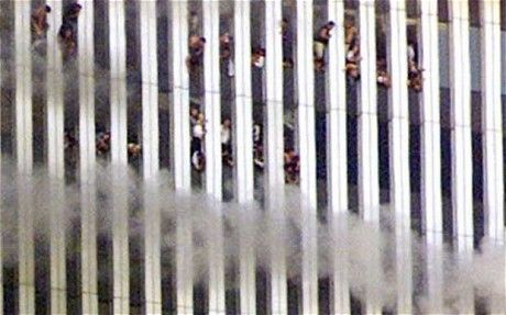 The images of those who fell from the Twin Towers in New York on September 11, 2001, still shock us today 10 years after the attacks on America.
