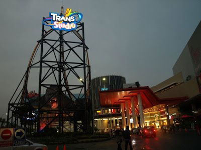Hotel di Bandung murah yang dekat dengan Trans Studio