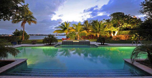Reserve a private villa in #Miami #TravelTuesday #DestinationWedding