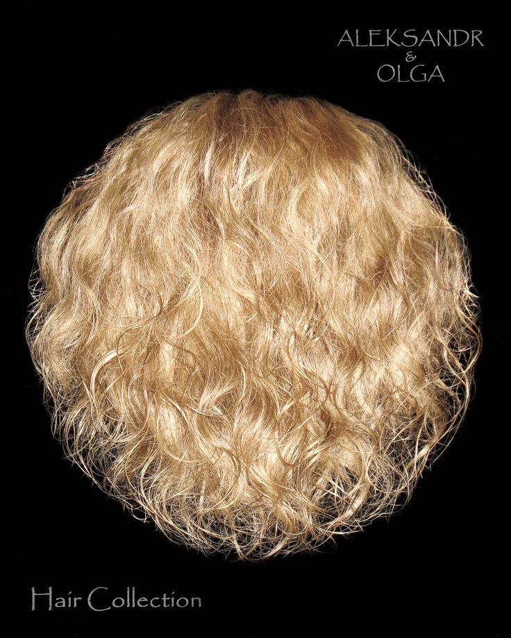 РЕЗИНКА для Волос, шиньон-резинка - постиж, мелирование, химическая завивка (из натуральных славянских волос) www.aleksandr-and-olga.ru www.livemaster.ru/hair-collection