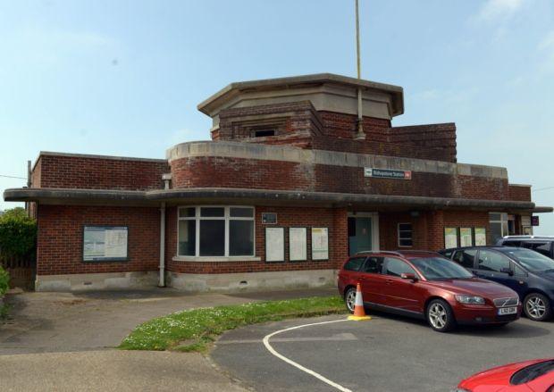 Bishopstone Railway Station (BIP) in Bishopstone, East Sussex