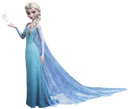 Elsa in Frozen #ruler #archetype #brandpersonality