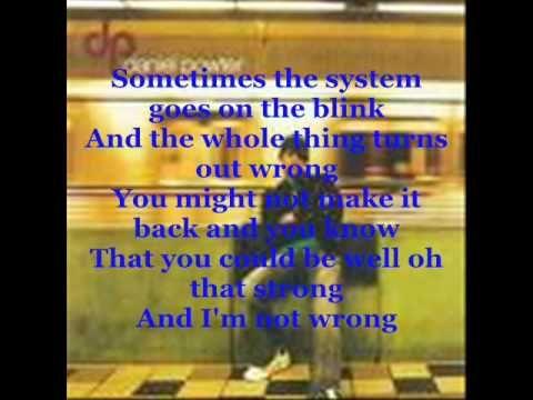 Daniel Powter - Bad Day (Lyrics)