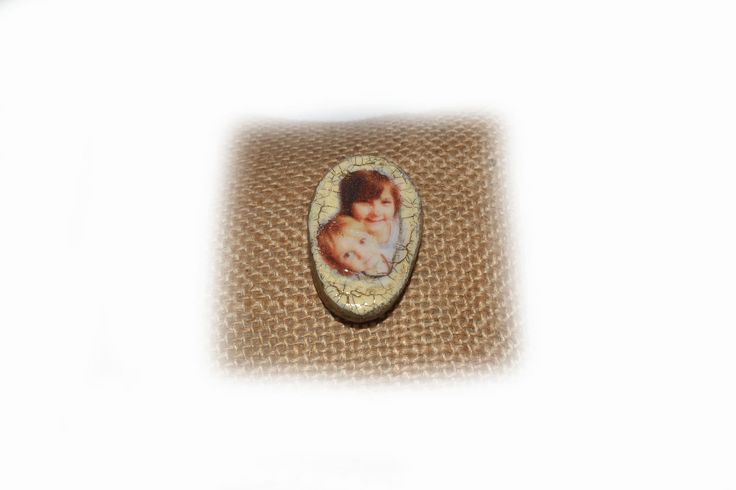 Martisor /brosa personalizat(a) handmade