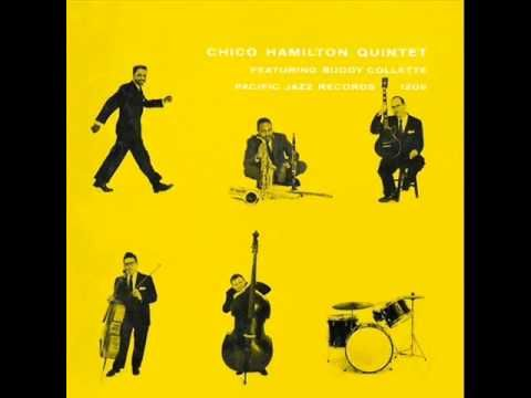 Chico Hamilton Quintet - The Sage (1955)    Personnel: Buddy Collette (clarinet), Fred Katz (cello), Jim Hall (guitar), Carson Smith (bass), Chico Hamilton (drums)    from the album 'THE CHICO HAMILTON QUINTET FEATURING BUDDY COLLETTE' (Pacific Jazz Records)