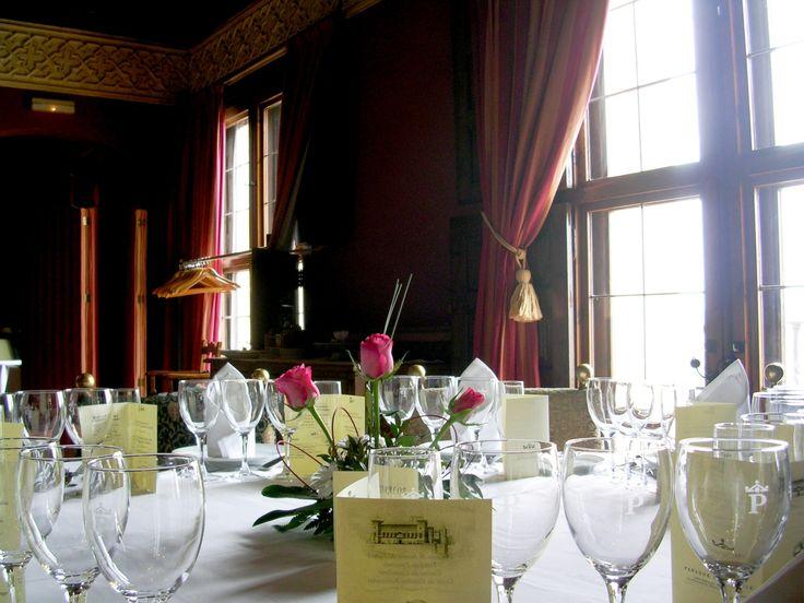 #bodas #ideales en el #Parador de #Alcañiz #mesas #decoración #wedding #love
